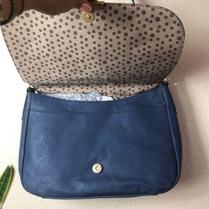 Relic Bags - Relic || Blue Shoulder Purse